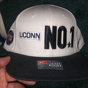 UConn national championship hat